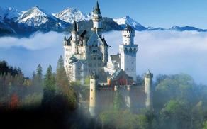 Po gradovih Bavarskega kralja Ludvika II.