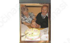 Torta ob praznovanju 60-letnice