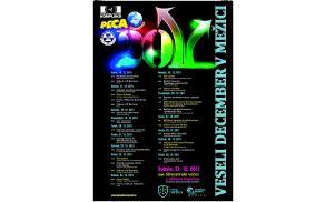 Prireditve in dogodki v decembru 2011, v Občini Mežica