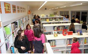 Nova šolska knjižnica na OŠ Vransko