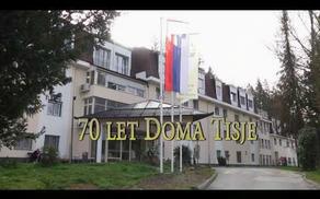 70 let Doma Tisje