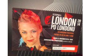 "frizerski seminar ""London po Londonu"""