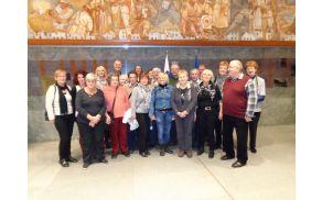 skupinska fotografija v Državnem zboru