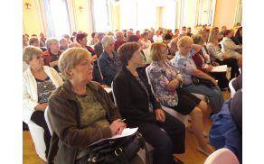 Udeleženci usposabljanja za aktivno in neodvisno življenje invalidov