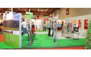 Tržiški obrtniki in podjetniki so dobro izkoristili možnost predstavitve na Herbstmesse v Celovcu (Foto Čebron)