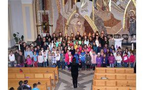 Združeni otroški in mladinsk zbori