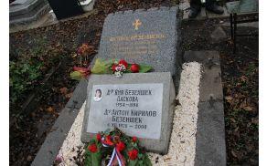 Zadnji dom našega rojaka, prof. Antona Bezenška, v Sofiji