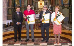 Prejemniki priznanj Sveta KS Frankolovo v letu 2016
