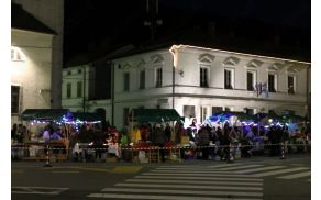 Miklavževa tržnica 2014. Foto: Nataša Hvala Ivančič