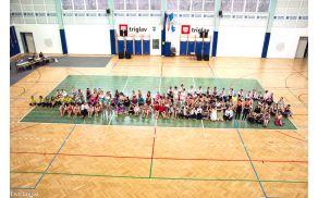 Nastopajoči na 2. predtekmovanju iz 13 slovenskih klubov (foto: Grega Žorž)