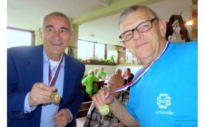 Esad državni prvak, Milan drugi na steznem kegljanju