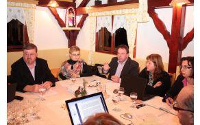 Na četrti seji občinskega sveta občine Vojnik je bil sprejet proračun za leto 2015.