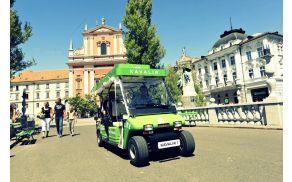 Kavalir. (foto: Miha Fras, arhiv Turizem Ljubljana)