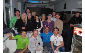 Dobitniki medalj 41. KBJL