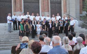 Pevski zbor Zvon