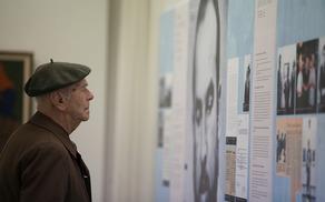 Obiskovalci na razstavi lahko izvedo veliko zanimivosti o taborih, foto Alenka S. Lamovšek