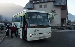 Grega Fenko, Arhiv Hotela Mangart - Ski Bus