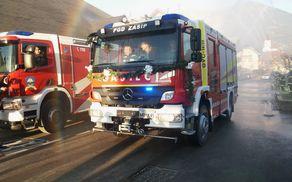 Novo vozilo bodo zasipški gasilci prevzeli v soboto na Homu.