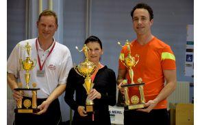 Zmagovalci Koroškega pokala v badmintonu (KPB) za sezono 2014/15