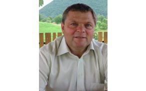Dušan Horvat, predsednik KS Frankolovo