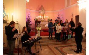 Župnijski otroški pevski zbor Miren