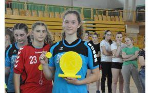 Podelitev medalj na HARPASTON CUP 2016