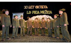 30.Obletnica okteta LD Peca-Mežica