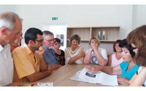 Učenje z Vero Kodrič v Učnem centru Brje