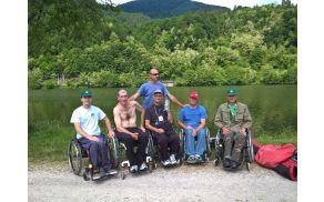koroški ribiči paraplegiki