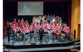 Mladinski pihalni orkester in pevski zbor GŠSK
