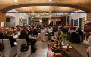 CUDV Radovljica_2. dobrodelna predpraznična večerja