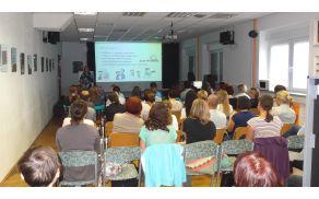 Predavanje o avtizmu, foto Brane Tomšič