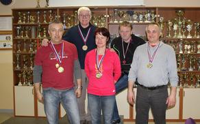 Prejemniki medalj našega društva