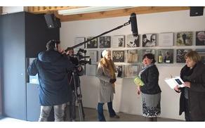 Snemanje oddaje Na lepše v Pavčkovem domu v Šentjuriju na Dolenjskem Foto: Agata Klavora