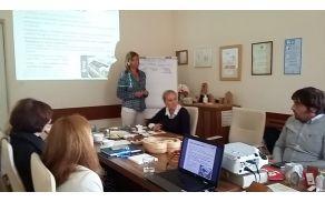Prvo srečanje deležnikov projekta TRINNO v Litiji.