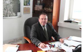 Brane Petre, župan občine Vojnik