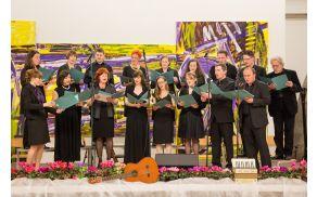 Učiteljski pevski zbor Glasbene šole Slovenj Gradec