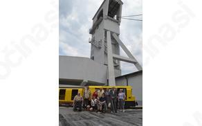 Izlet stanovalcev v Zasavje – ogled Rudarskega muzeja Kisovec