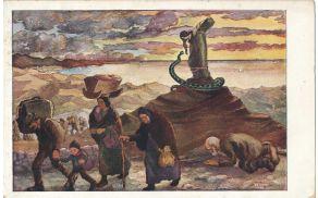 Razglednica iz 1. svetovne vojne (Foto: Goriški muzej)