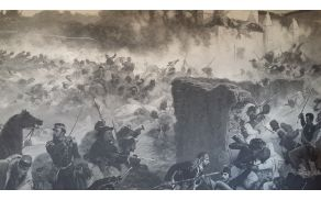 Bitka pri Solferinu - kraj, kjer se je vse začelo (Muzej Rdečega križa Solferino)