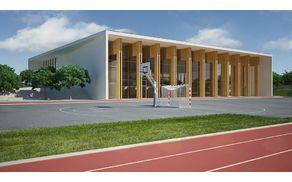 Zunanja športna igrišča ob Športni dvorani Mengeš