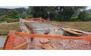Zaradi obnove mostu čez vodotok Pšata bo cesta Mengeš Vodice zaprta predvidoma do 24.09.2018