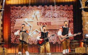 Ansambel UPANJE iz Zagojič dosegel odlično 2. mesto v šovu Glasbeni skavt na TV Golica