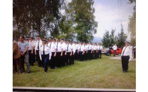 Del ešalona uniformirancev