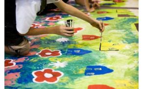 Otroška kreativnost ne pozna meja.