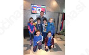 Preddvorski šahisti uspešni na balkanskem posamičnem prvenstvu mladih v šahu