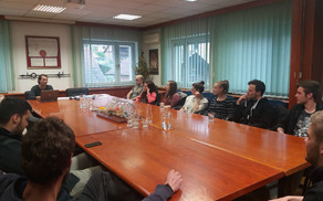 Ustanovni občni zbor Mladinskega kluba STIK