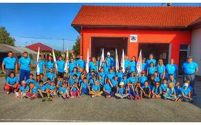 5. tabor gasilske mladine GZ Križevci
