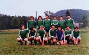 praktično vsi igralci pomlajene članske ekipe NK Podpeč so si izkušnje pridobivali v lastni mladinski ekipi