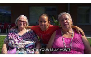 Tudi starejši občani plešejo na Despacito!